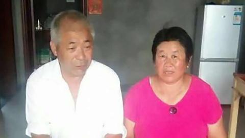 Trung Quoc: Cha me tim duoc con 'da chet' 35 nam truoc hinh anh