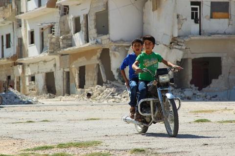 Nga to My khong no luc cho lenh ngung ban o Syria hinh anh