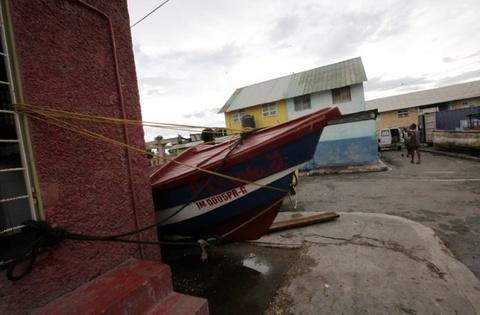 Bao Matthew gay thiet hai nang o Haiti, Cuba hinh anh 12