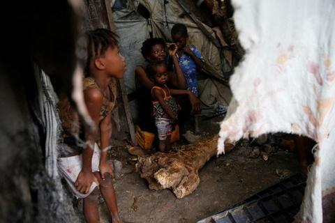 Bao Matthew gay thiet hai nang o Haiti, Cuba hinh anh 5