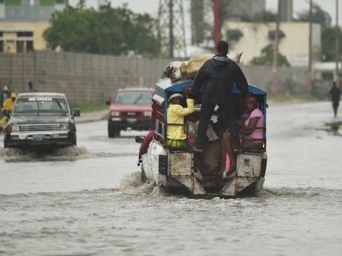 Bao Matthew gay thiet hai nang o Haiti, Cuba hinh anh 13