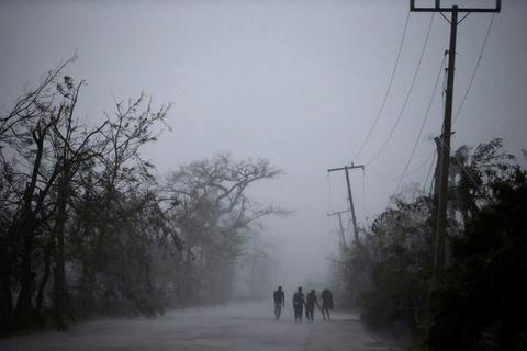 Bao Matthew gay thiet hai nang o Haiti, Cuba hinh anh 2