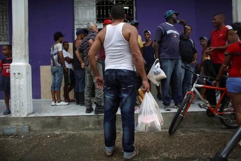 Bao Matthew gay thiet hai nang o Haiti, Cuba hinh anh 8