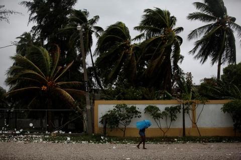 Bao Matthew gay thiet hai nang o Haiti, Cuba hinh anh 15