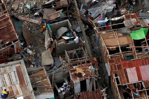 Canh tan hoang nhu thoi chien o Haiti sau bao Matthew hinh anh 3