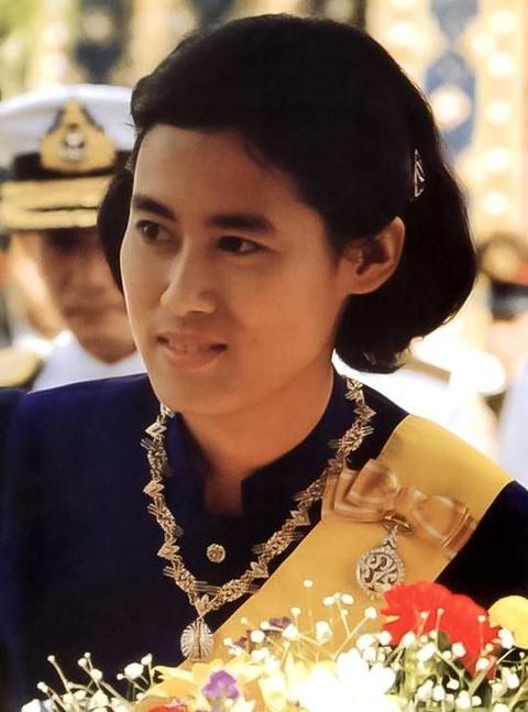 Nhung hoang tu va cong chua cua Hoang gia Thai Lan hinh anh 13