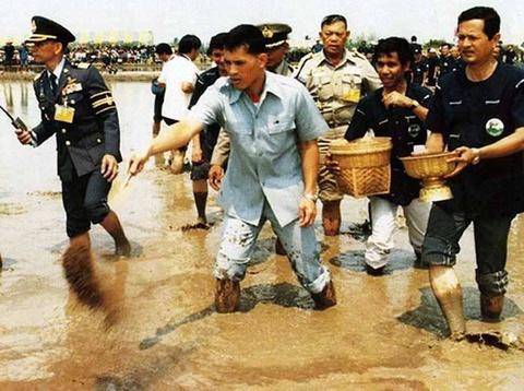 Nhung hoang tu va cong chua cua Hoang gia Thai Lan hinh anh 11
