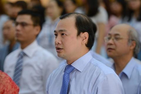 Pho thu tuong Pham Binh Minh du khai giang HV Ngoai giao hinh anh 3