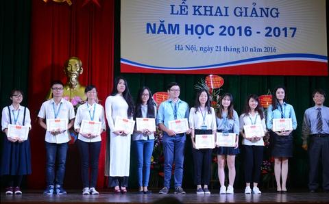 Pho thu tuong Pham Binh Minh du khai giang HV Ngoai giao hinh anh 5