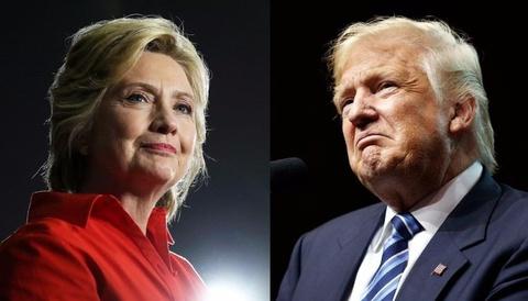 GS My: 'Trump rat kho san bang khoang cach voi Clinton' hinh anh