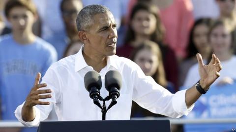 Tong thong Obama: So phan dat nuoc nam trong tay cac ban hinh anh