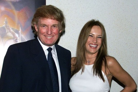 Melania Trump: Tu nguoi mau thanh ba chu Nha Trang hinh anh 3