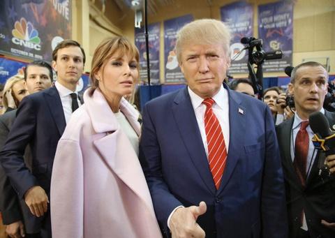 Melania Trump: Tu nguoi mau thanh ba chu Nha Trang hinh anh 7