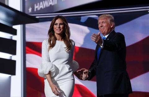 Melania Trump: Tu nguoi mau thanh ba chu Nha Trang hinh anh 8