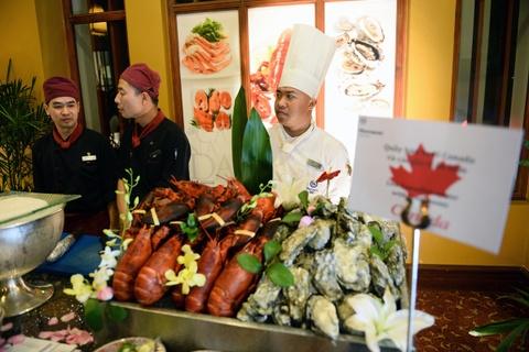 Khoi dong 'Thang am thuc Canada tai Viet Nam' hinh anh