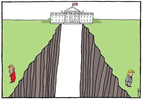 Thien than Trump cat canh trong tranh biem hoa hinh anh 6