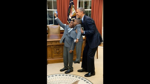 Tam biet Obama, the gioi se nho nhung hinh anh nay hinh anh 13