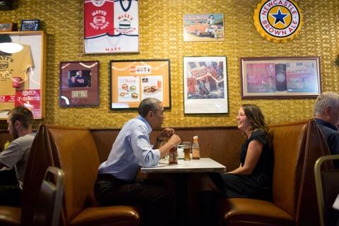 Tam biet Obama, the gioi se nho nhung hinh anh nay hinh anh 8