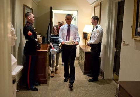Tam biet Obama, the gioi se nho nhung hinh anh nay hinh anh 5