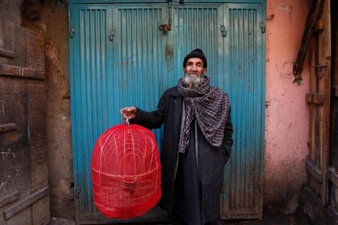 Cho chim o Kabul: Noi noi buon chien tranh lui lai hinh anh 5