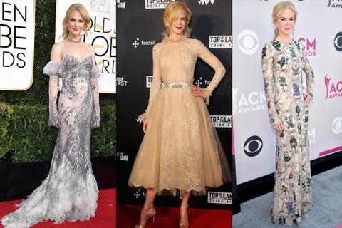 Nicole Kidman: Nu hoang 'phuc hung' o tuoi 50 hinh anh 7