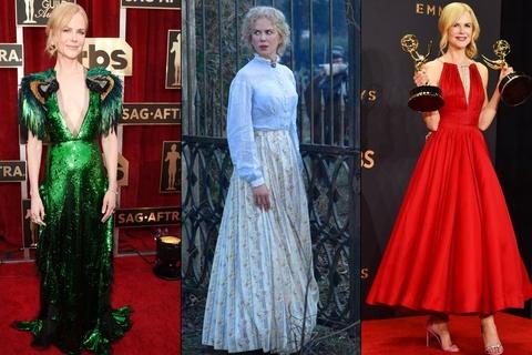Nicole Kidman: Nu hoang 'phuc hung' o tuoi 50 hinh anh 2