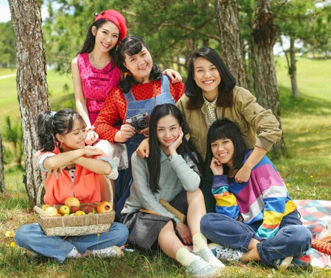 'Thang nam ruc ro': Thanh xuan tuoi dep, truong thanh… that bai hinh anh
