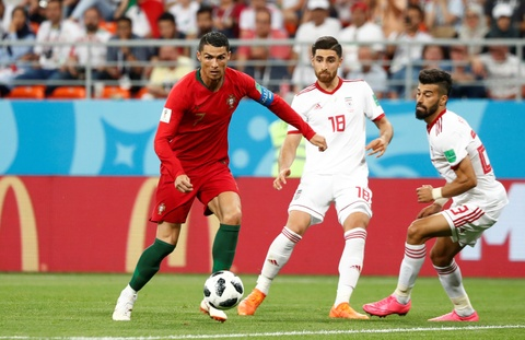 Xin loi Ronaldo, anh khong phai la 'The GOAT' hinh anh 4