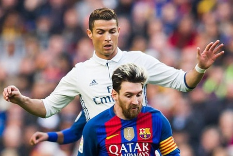 Comot El Clasico buon nhat thap ky hinh anh