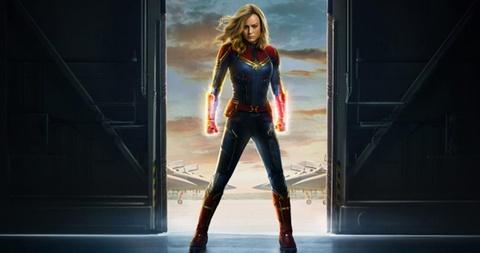 Tai sao Captain Marvel la nu anh hung manh nhat MCU? hinh anh 1