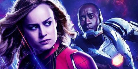 Tai sao Captain Marvel la nu anh hung manh nhat MCU? hinh anh 6