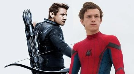 'Hawkeye' cau xin dua Spider Man quay tro lai Marvel hinh anh
