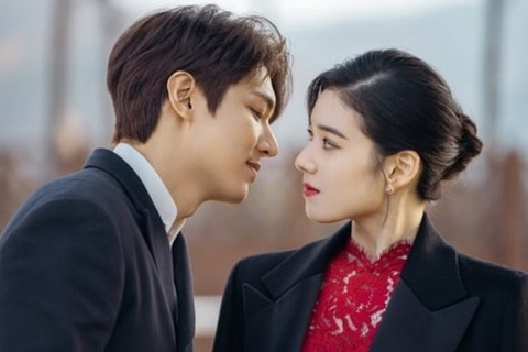 Lee Min Ho hon nu thu tuong trong 'Quan vuong bat diet' hinh anh
