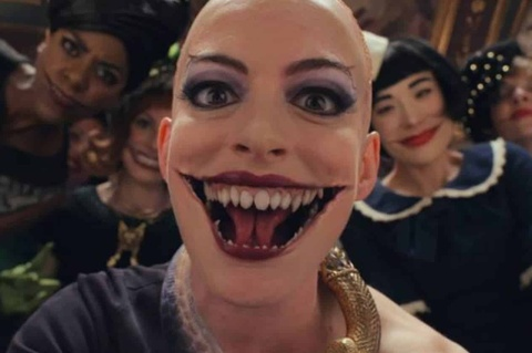 Tao hinh phu thuy dau troc cua Anne Hathaway hinh anh