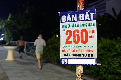 Lap website gia Hiep hoi Bat dong san TP.HCM de ban dat hinh anh