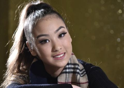 Cô gái gốc Việt 16 tuổi đăng quang cuộc thi nhan sắc tại Anh