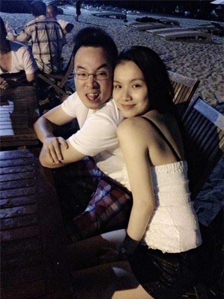 Thuy Lam: 'Vo chong toi chua tung ghen tuong' hinh anh