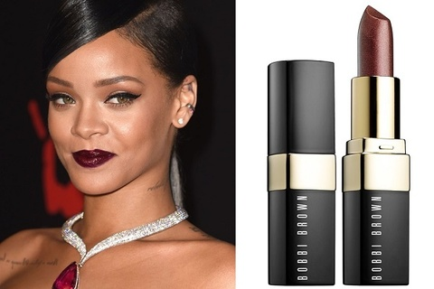 Nhung thoi son yeu thich cua Rihanna hinh anh