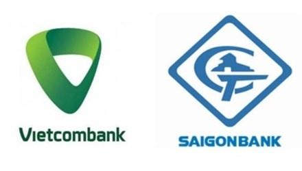 Vietcombank se sap nhap Saigonbank hinh anh
