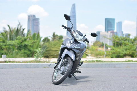 Yamaha Sirius sau 11 nam va 37.000 km con lai gi? hinh anh 12