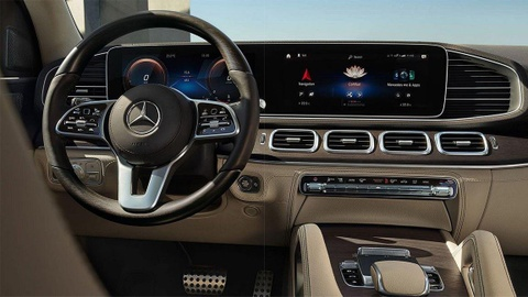 Chi tiet Mercedes-Benz GLS-Class 2020 duoc cong bo truoc ngay ra mat hinh anh 3