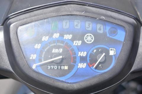 Yamaha Sirius sau 11 nam va 37.000 km con lai gi? hinh anh 4