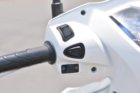 Honda Vision 2013 ra sao sau 44.000 km va 6 nam su dung? hinh anh 5