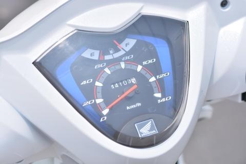 Honda Vision 2013 ra sao sau 44.000 km va 6 nam su dung? hinh anh 6