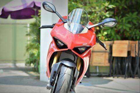 Chi tiet Ducati V4S cua dan choi mien Tay gia gan 1 ty hinh anh 2