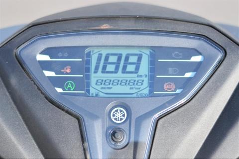 Danh gia Yamaha FreeGo - tam on trong pho, duoi suc duong dai hinh anh 3
