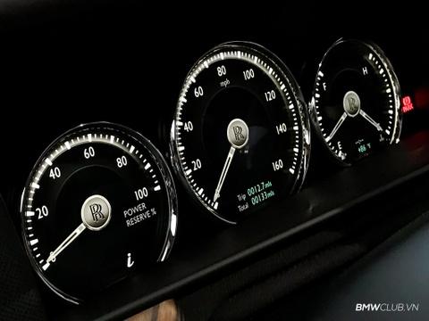 Chi tiet xe sang Rolls-Royce Cullinan 41 ty tai VN hinh anh 13