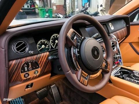 Chi tiet xe sang Rolls-Royce Cullinan 41 ty tai VN hinh anh 8