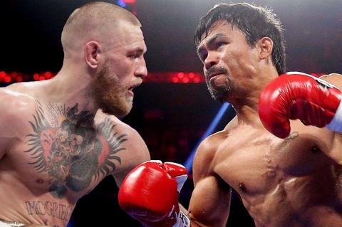 McGregor: 'Toi se so gang voi Pacquiao' hinh anh