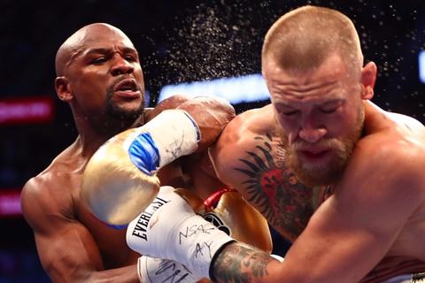 Mayweather: 'McGregor khong biet dam quyen anh' hinh anh